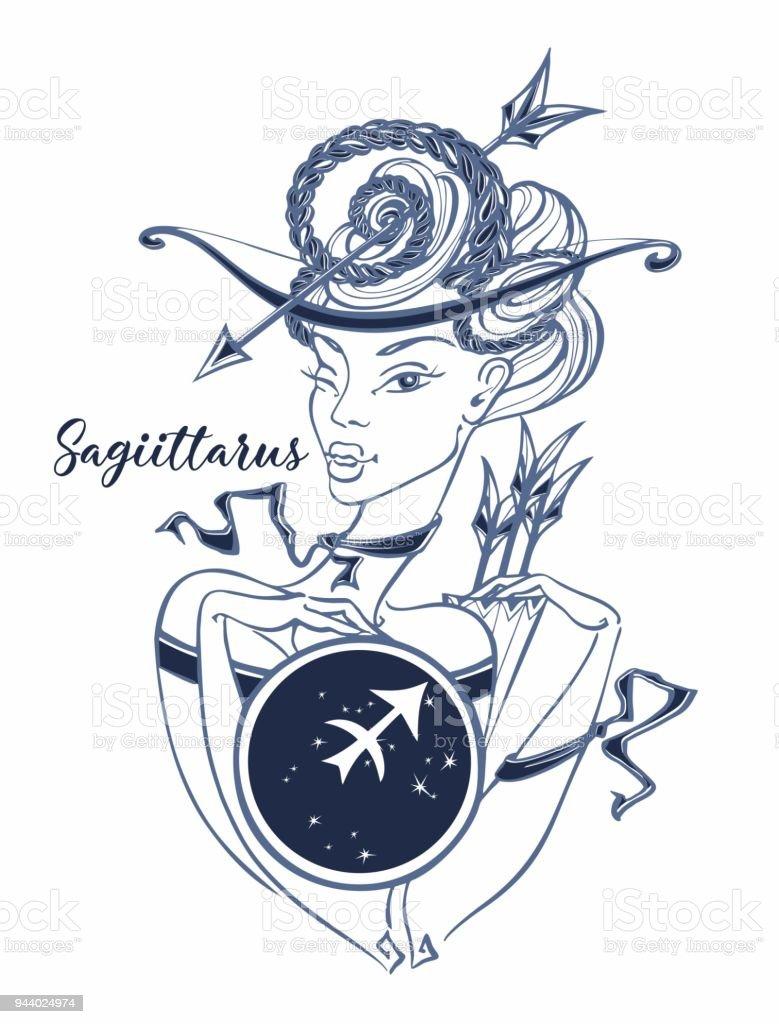 Sagittarius frau
