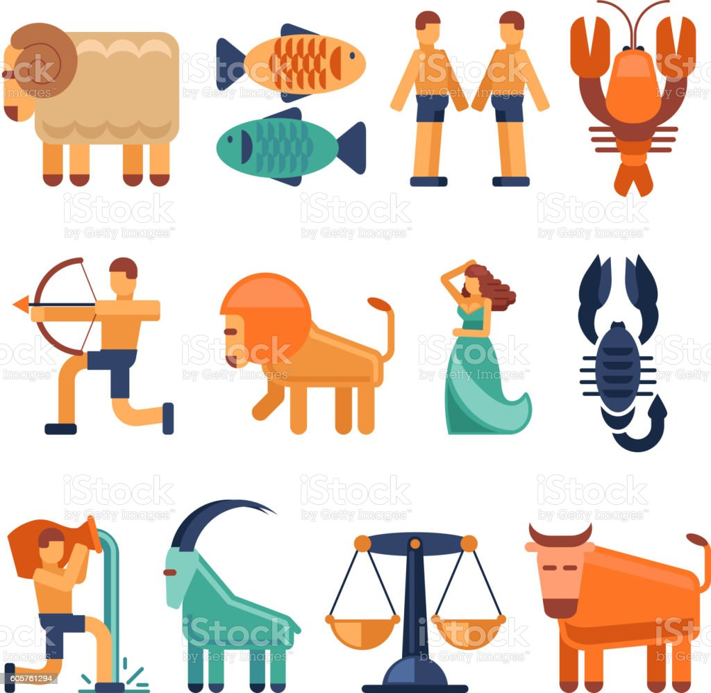 Zodiac signs and astrological icons or horoscope symbols stock zodiac signs and astrological icons or horoscope symbols royalty free zodiac signs and astrological icons biocorpaavc
