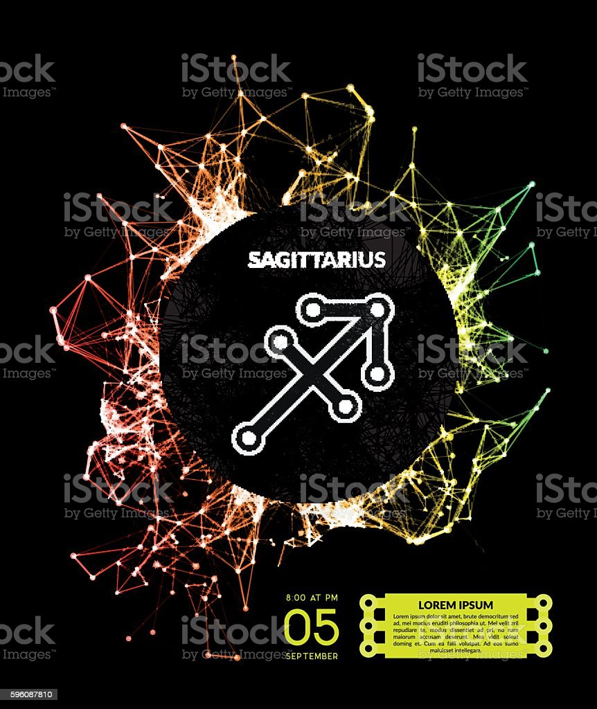 Zodiac Signs in form of lines, dots connected royalty-free zodiac signs in form of lines dots connected stock vector art & more images of astrology
