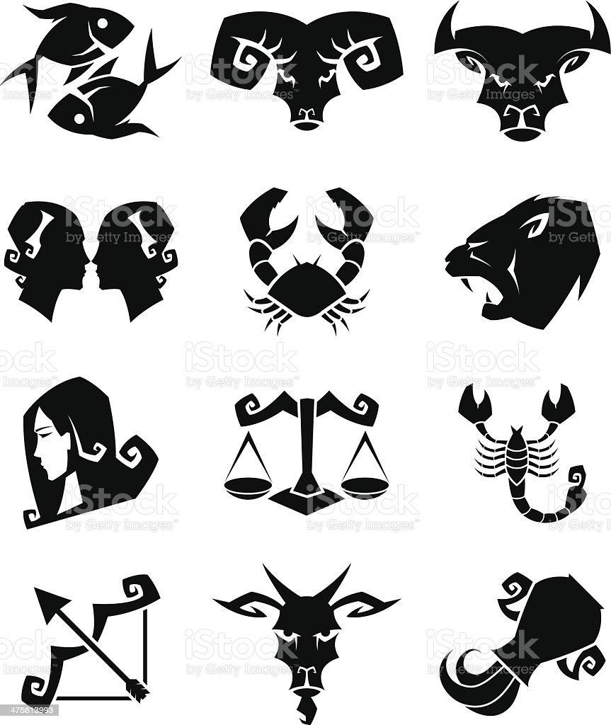 Макет знака зодиака близнецы