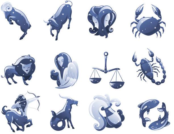 Zodiac – Vektorgrafik