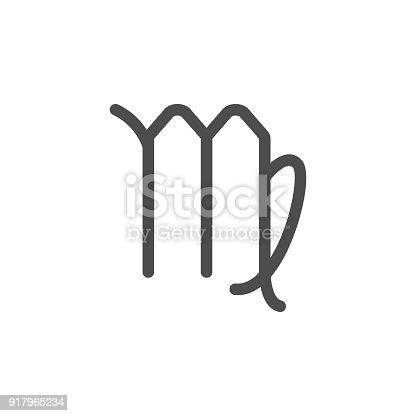 sternzeichen jungfraumerkursymbol elemente der websymbol premiumqualit tgrafik designikone. Black Bedroom Furniture Sets. Home Design Ideas