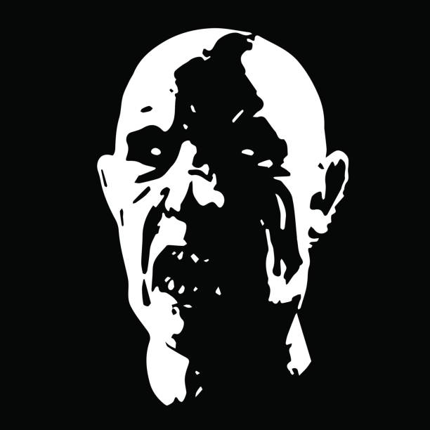 Royalty Free Zombie Walking Clip Art, Vector Images ...