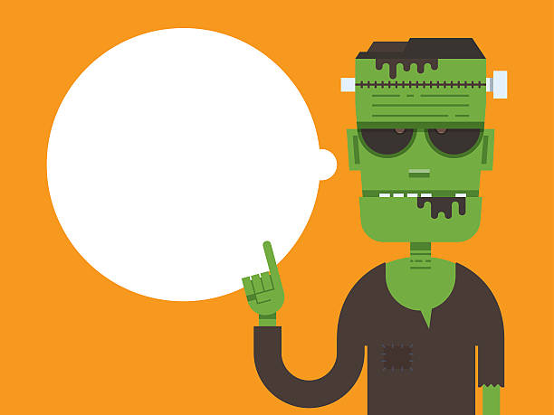 zombie has something to say - evil money stock illustrations, clip art, cartoons, & icons