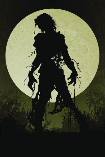 Zombie in the Twilight