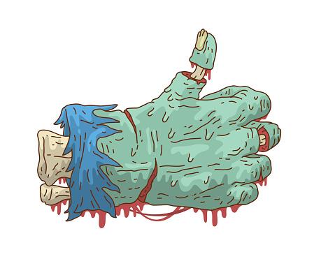 Zombie like