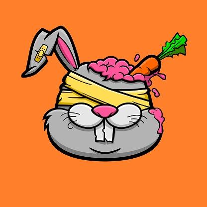 Conejo de Zombie
