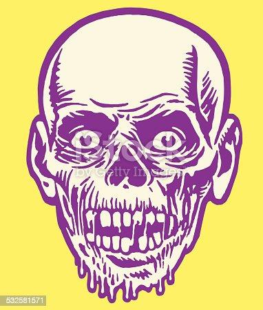 istock Zombie 532581571