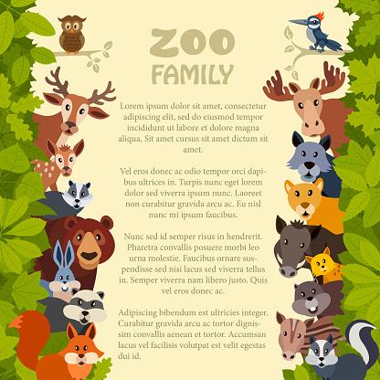 Zoo Invitation