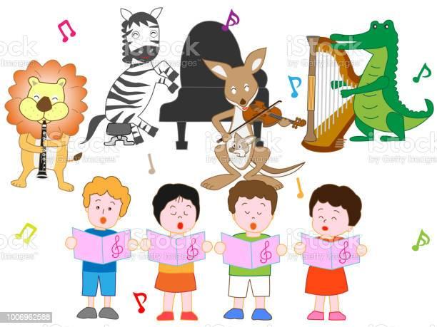 Zoo music vector id1006962588?b=1&k=6&m=1006962588&s=612x612&h=croko1y pfkrmxilz5v jvgj6t fyu1xfwtl0nuvs6o=
