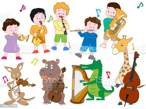 Zoo music vector id1008717148?b=1&k=6&m=1008717148&s=612x612&h=okemnuoq12ghi1sk0arunhzr2e43xz1ggpzs4xsxyqw=