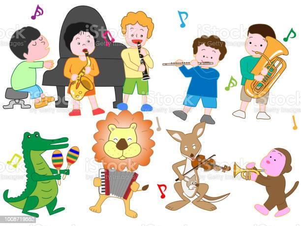 Zoo music vector id1008719552?b=1&k=6&m=1008719552&s=612x612&h=4xwffuqgsjlllrdfmj0r7hogg1gk441hou9xdhu7hne=