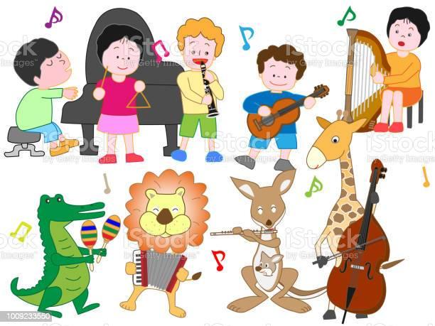 Zoo music vector id1009233550?b=1&k=6&m=1009233550&s=612x612&h=v5soiomruyrd5pfkgsr1jehtqwgraznlgvadv470cq4=