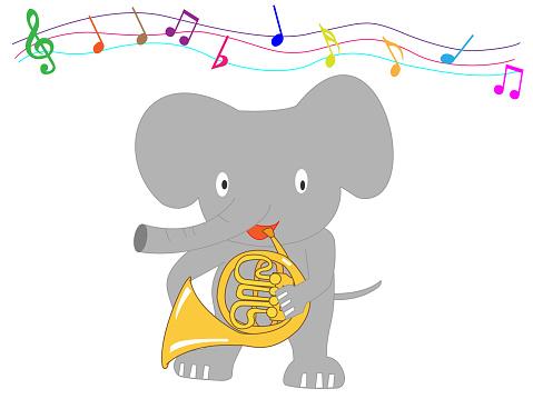 Zoo Music - Stockowe grafiki wektorowe i więcej obrazów Budynek przedszkola