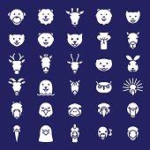 Zoo Symbol Set