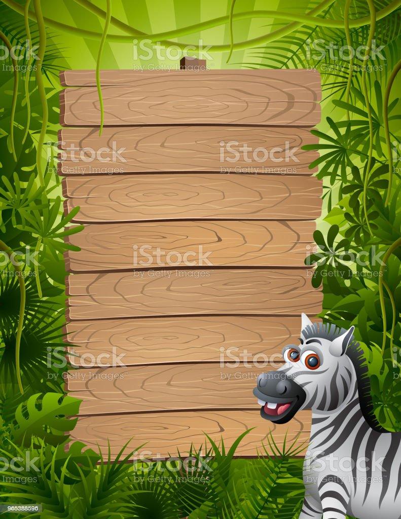 Zoo Zebra zoo zebra - stockowe grafiki wektorowe i więcej obrazów afryka royalty-free