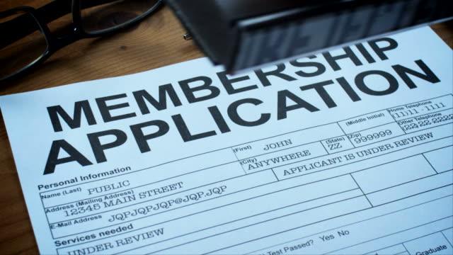 członkostwo formularze - 1080hd - negacja filmów i materiałów b-roll