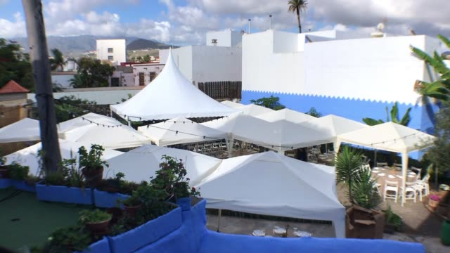 MARQUEES FROM ABOVE