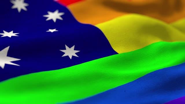 BANDERA DEL ORGULLO: AUSTRALIA - vídeo