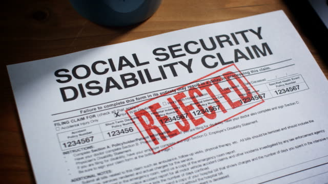 SOCIAL SECURITY CLAIM FORMS STAMPED-1080HD video