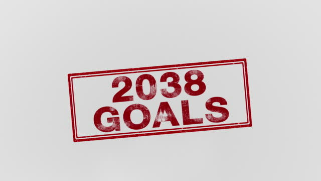 2038 GOALS
