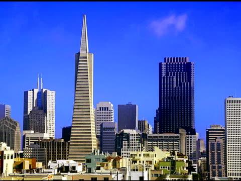 SAN FRANCISCO SKYLINE 2 SD video