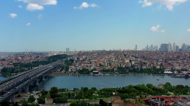 OLD CITY AND NEW CITY (Istanbul)
