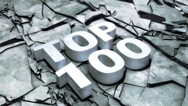 migliori 100 - sezione superiore video stock e b–roll
