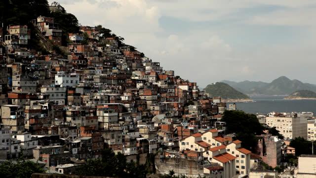 FAVELAS RIO BRAZIL HD / LOOP video