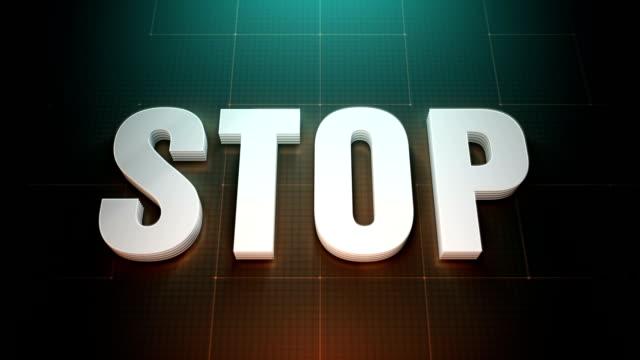 STOP video