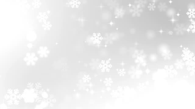 bakgrunder loopable - snöflinga bildbanksvideor och videomaterial från bakom kulisserna