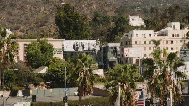 hollywood-skylten - hollywood sign bildbanksvideor och videomaterial från bakom kulisserna