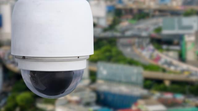 vídeos y material grabado en eventos de stock de cámaras de circuito cerrado (cctv) - semáforo