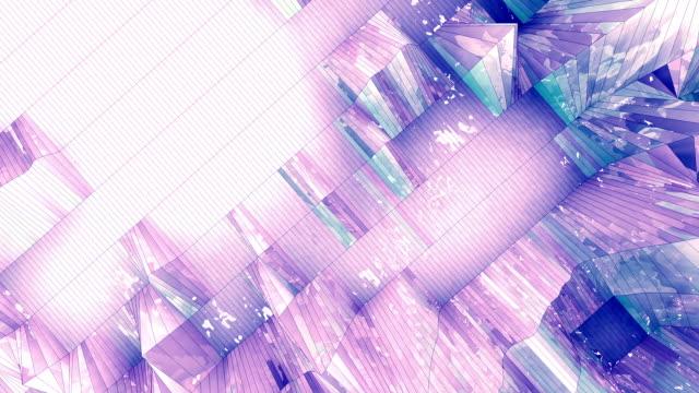 shiny landscape - кристалл стоковые видео и кадры b-roll