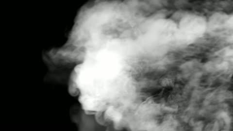 vidéos et rushes de effet de fumée et de vapeur - froid