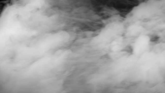 steam and smoke effect - nebbia video stock e b–roll