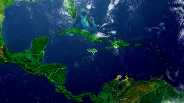 MAPA DA JAMAICA - vídeo