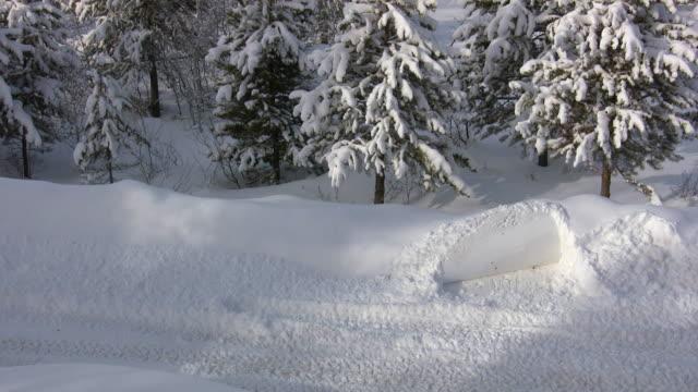 HD 1080i ATV Snow Plowing 2 video