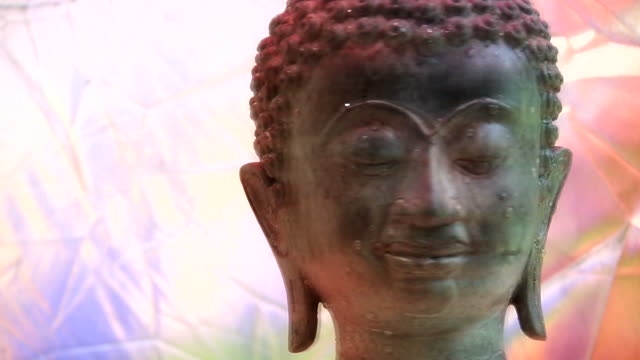 HD 1080i Rotating Buddha Head 6 HD 1080i Rotating Buddha Head. philosophy stock videos & royalty-free footage