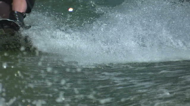 1080i Wakeboarding video