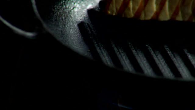 HD 1080 p たキハダマグロのたたきなど ビデオ