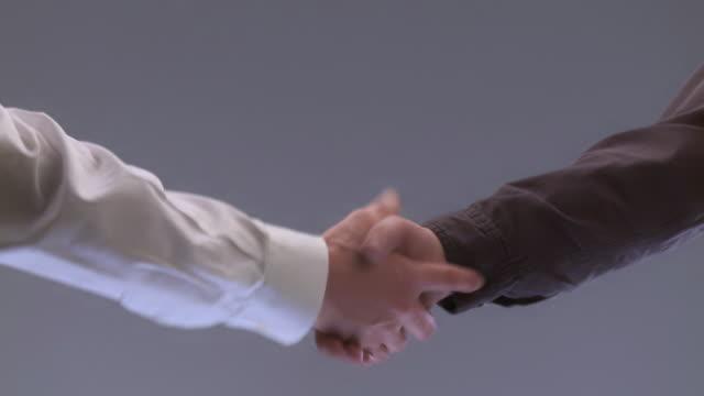 HD 1080p30: Handshake video