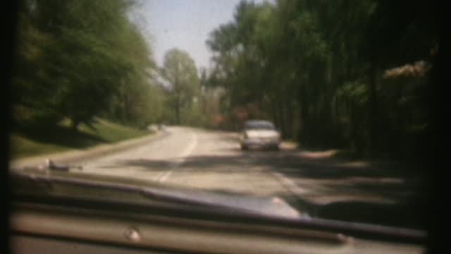 1950s USA Highway (8mm movie) video