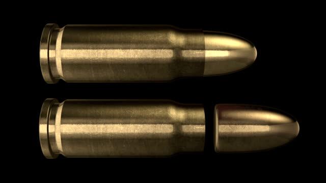 25mm Bullet. Luma matt video