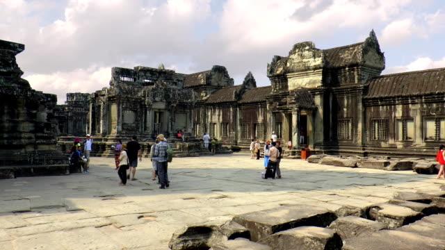 2nd Tier - Angkor Wat, Cambodia video