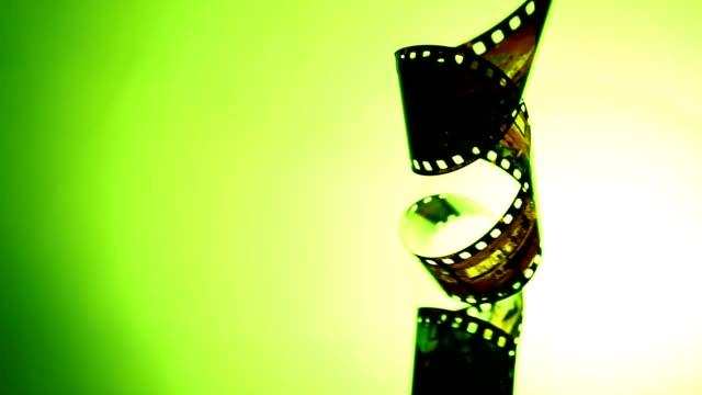 35mm Negative film video