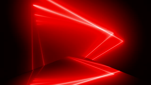3d render, abstract geometric background, fluorescent ultraviolet light, glowing neon lines rotating inside tunnel, blue red spectrum, shapes spinning around, - Loopable 4K 3d render, abstract geometric background, fluorescent ultraviolet light, glowing neon lines rotating inside tunnel, blue red spectrum, shapes spinning around laser stock videos & royalty-free footage