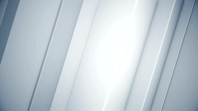 vídeos de stock, filmes e b-roll de linhas diagonais de renderização 3d. fundo abstrato listrado. loop perfeito. - elementos circulares