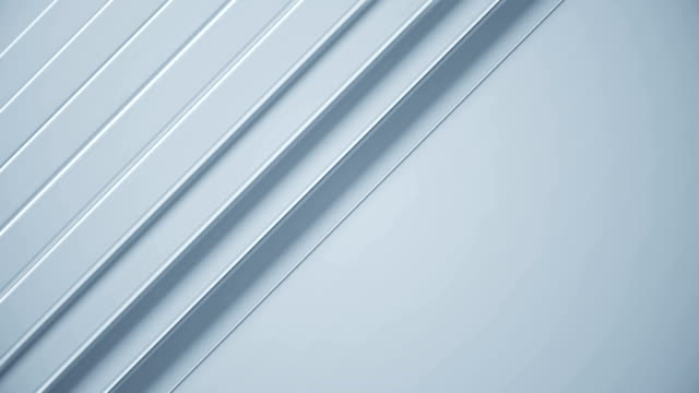 3d レンダリングの抽象的な背景。斜線を持つ幾何学模様。ビジネスプレゼンテーションのためのクリーンな企業のテクスチャ。 - 斜めから見た図点の映像素材/bロール