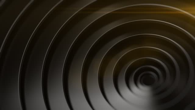3d Spiral Abstract Background with gray color